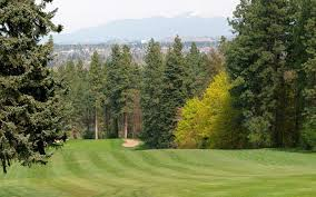 Zip Code Map Spokane by Indian Canyon Golf Course City Of Spokane Washington