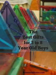the best gifts for 3 to 8 year old boys homeec home