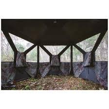 barronett blinds pentagon hunting ground blind 667312 ground