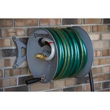 strongway 46434 wall mount garden hose reel myreels com