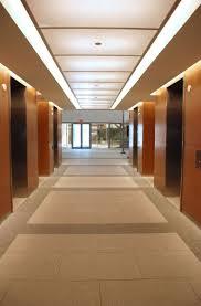 illuminated elevator lobby ceiling architecture pinterest