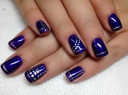 shellac nail design how you can do it at home pictures designs
