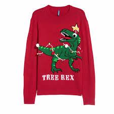 christmas sweater tree rex christmas sweater light up christmas sweaters