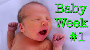 Newborn Baby Pictures Baby Week 1 Newborn Baby Boy First Week Of Life Taking Care Of