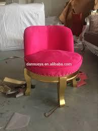 danxueya luxury golden hair salon trolley cart wood beauty salon