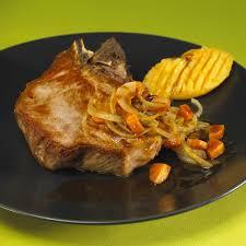 porc cuisine recette échine de porc au cidre cuisine madame figaro