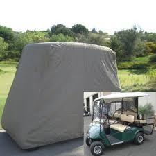 4 chrome center caps for golf carts fits club car ezgo cart