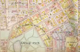 Street Map Of Las Vegas by Old Real Estate Maps Of The Twin Cities Contain Details Of A