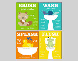 bathroom art ideas for walls kids bathroom art kids bathroom signs rubber duck bathroom