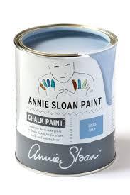 annie sloan louis blue chalk paint