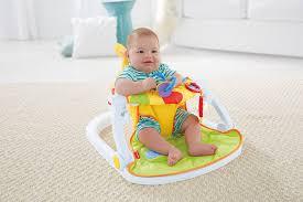 Giraffe Floor L Fisher Price Sit Me Up Floor Seat With Tray Giraffe