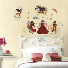 roommates rmk3295gm princess elena of avalor giant peel and stick