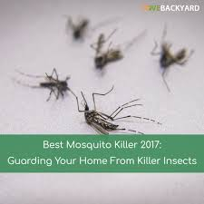 Best Mosquito Killer For Backyard The 5 Best Mosquito Killers Reviews U0026 Ratings Nov 2017