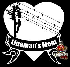 Lineman Barn Decals Linemen Rock Lineman U0027s Mom Heart Decal 8 00 Http Www