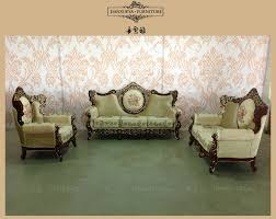 Gold Sofa Living Room by Antique Fabric Luxury Carved Sofa With Gold Living Room Sofa Set