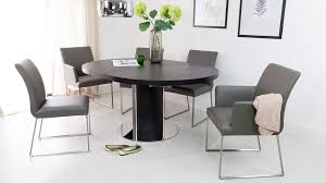 modern real leather dining chair genuine leather hide uk high chair dining table