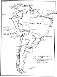 Map Of Sounth America by Map Of The Week U0027s Map Of South America Mappenstance