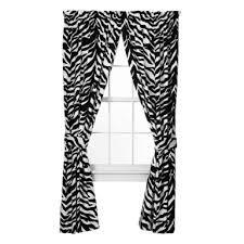 animal safari black u0026 white zebra print bolster pillow 9