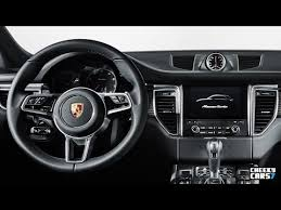 interior porsche macan 2017 porsche macan turbo performance package interior