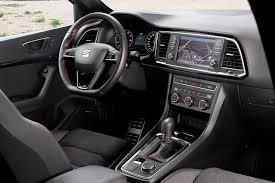 seat ateca interior seat ateca fr el suv medio más deportivo