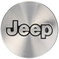 chrysler jeep logo amazon com genuine chrysler 5cf97l3x wheel center cap automotive