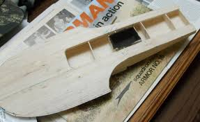 Simple Wood Boat Plans Free by How To Build A Balsa Wood Boat Fun And Easy Woodworking Projects