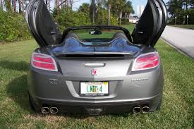 saturn sky trunk magnaflow quad exhaust saturn sky forums saturn sky forum
