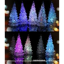 1 pcs multi color icy color changing led acrylic