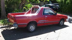 subaru brat 2013 aussie old parked cars 1992 subaru gl brumby 1800 4wd ute