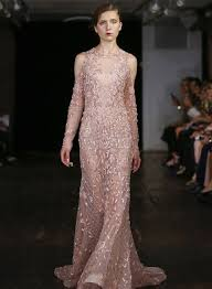 golden wedding dresses 20 flirty cold shoulder wedding dresses happywedd