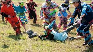 cajun mardi gras costumes bayou region offers different of mardi gras