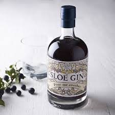 personalised sloe gin by wiltshire liqueur company