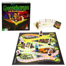 goosebumps the board game 01 daily dead