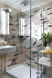 bathroom wallpaper ideas uk wallpaper for bathrooms ideas easywash club