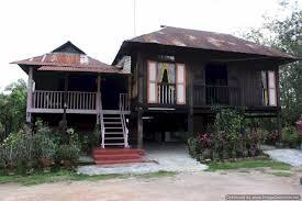 traditional house malay traditional house traditional malay house stilt house