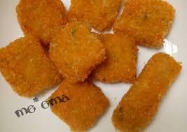 membuat nugget ayam pakai tepung terigu resep nugget ayam chicken nugget homemade oleh emma cookpad