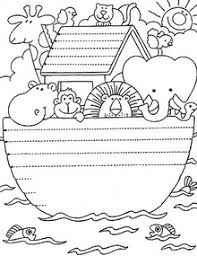 flood coloring pages noah u0027s ark nsumc children faith formation