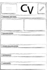 Fill In The Blank Resume Template Homework Ghostwriting Website Online Basic Essay For Children