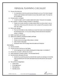 how to plan a funeral funeral planning checklist funeral planning checklist funeral