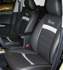Black Upholstery Leather Touring Edition Custom Black And Silver Leather Automotive