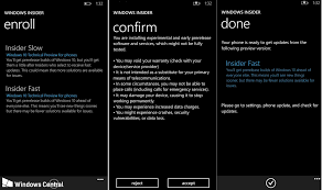 how to install windows 10 preview to your lumia windows phone