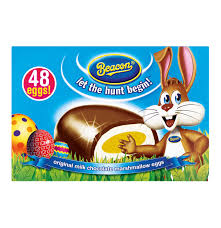 easter marshmallow eggs beacon 1 x 48 s marshmallow eggs lowest prices specials online