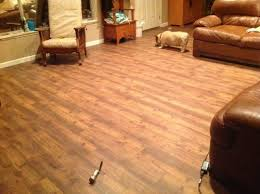 Resilient Plank Flooring Best Resilient Plank Flooring With Trafficmaster Iron Wood