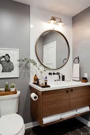 bathroom round mirror modern round mirror inspiration and up of sources interior on round