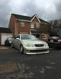 lexus gs300 vip styled 2500 bishop auckland retro rides