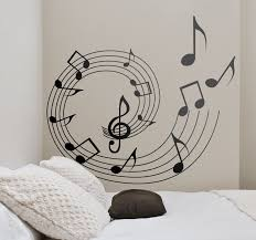 Music Note Decor Cool Music Theme Room Decor For Teenagers U2013 Horse Themed Room