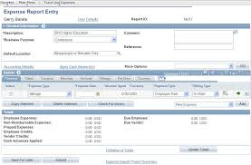 per diem expense report template nau its creating an expense report