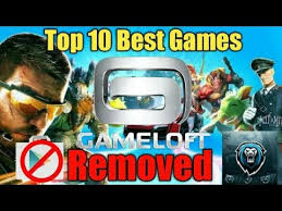gameloft store apk top 10 gameloft not available at play store apk data obb