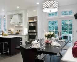 Lighting Idea For Kitchen Kitchen Table Lighting Lightandwiregallery Com