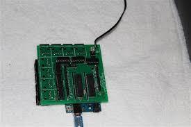 arduino light controller woodard labs